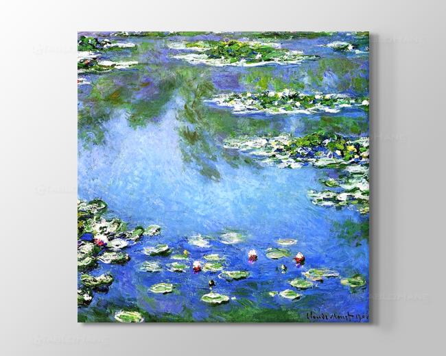 Claude Monet: Niüferler Tablosu