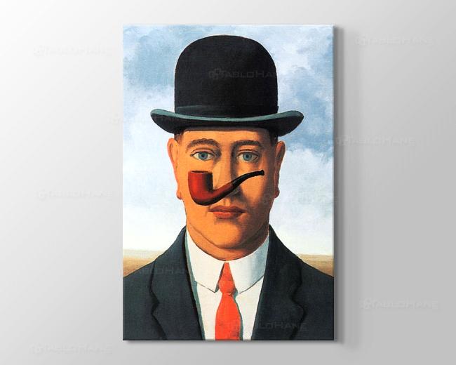 Rene Magritte: Pipo Tablosu