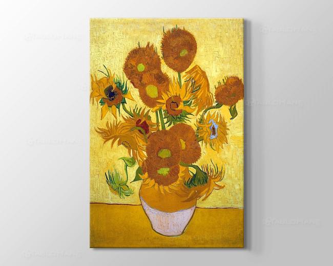 Vincent Van Gogh: Ayçiçekleri Tablosu