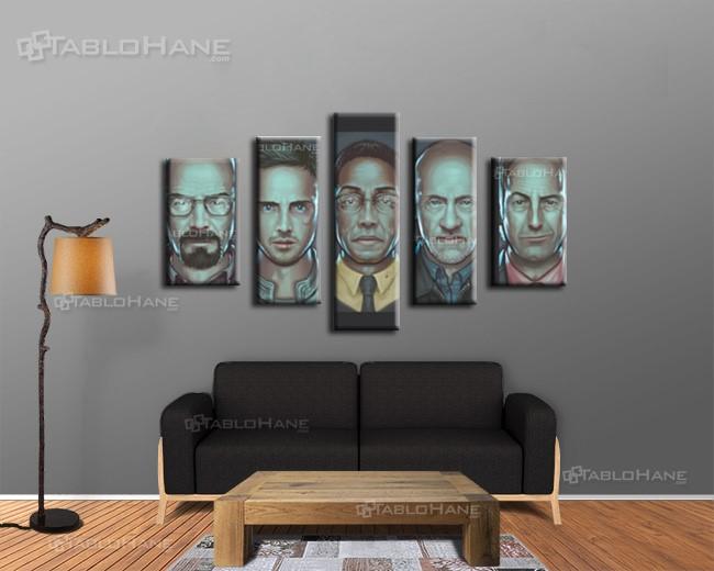 Breaking Bad Vizyona Bağlılık tabloları